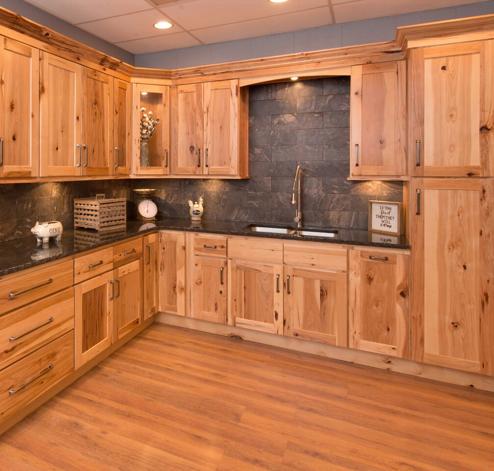 Kitchen Cabinets Rta Hickory